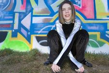 Free Teen Dancer Royalty Free Stock Photos - 9931988