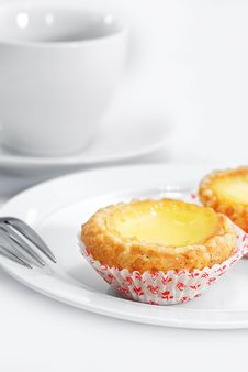 Free Crispy Tart Desert Series 02 Stock Images - 9932084