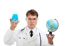Free World Disease Stock Image - 9934401