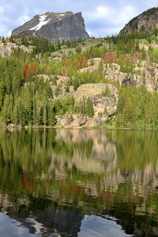 Free Rocky Mountain Reflections Stock Photo - 9935600