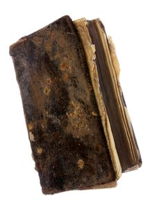 Free The Ancient Book Stock Photo - 9936180