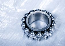Free Ball Bearing And Diagram Stock Photo - 9936380