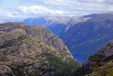 Free Norway Fjord Stock Image - 9937991