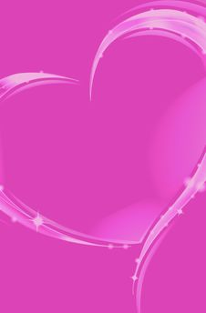 Free Heart Background Stock Photos - 9938363