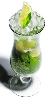 Free Cocktail - Mojito Stock Image - 9939041