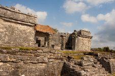Free Tulum Ruins Stock Image - 9939081
