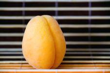 Free Apricot Royalty Free Stock Photo - 9939115