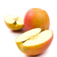 Free Apples Stock Image - 9939561