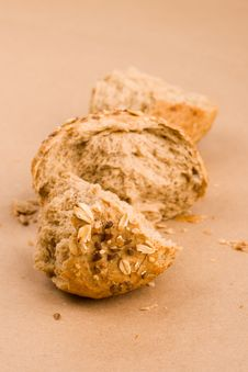 Free Bread Royalty Free Stock Image - 9939606