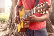 Free Guitar, Musical Instrument, String Instrument, Plucked String Instruments Royalty Free Stock Image - 99300636