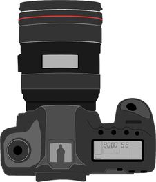 Free Product, Camera Lens, Camera Accessory, Digital Camera Stock Photo - 99300830