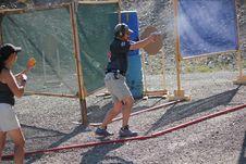 Free Shooting Range Stock Images - 99337974
