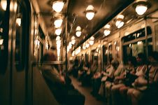 Free METRO IN SAINT PETERSBURG, RUSSIA Royalty Free Stock Photography - 99338177