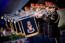 Free Profession, Musician, Brass Instrument, Trumpet Royalty Free Stock Image - 99352276