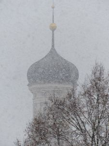 Free Spire, Snow, Steeple, Winter Stock Photo - 99352290
