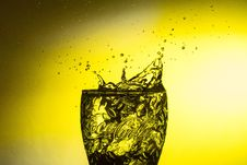 Free Water, Yellow, Still Life Photography, Computer Wallpaper Royalty Free Stock Photography - 99357827
