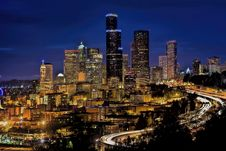 Free Metropolitan Area, City, Cityscape, Skyline Stock Image - 99358121