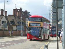 Free Bus, Sky, Cloud, Double-decker Bus Stock Photos - 99383453