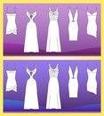 Free Evening Dresses Stock Photography - 9943142