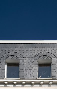 Free Roof Stock Image - 9941451