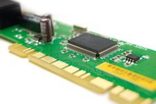 Free Pci Card Stock Photography - 9941762
