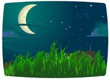 Free Imaginative Night Landscape Stock Images - 9941964