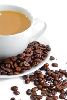 Free Coffee Series 01 Royalty Free Stock Photos - 9942218