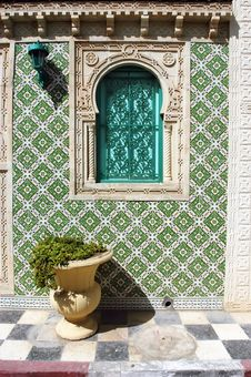Free Tunisian Window Royalty Free Stock Images - 9942549