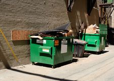 Free Trash Stock Image - 9942561