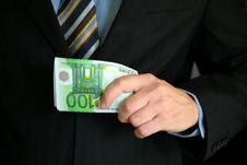 Free Givig Euro Stock Images - 9942814