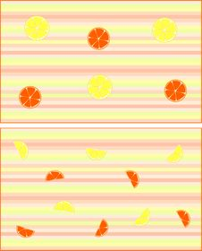 Lemons And Oranges Royalty Free Stock Photos
