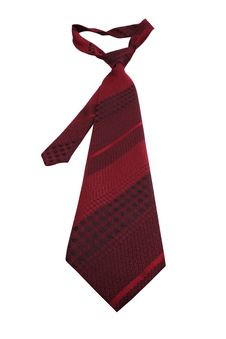 Free Striped Necktie Royalty Free Stock Photo - 9943915
