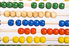 Free Abacus Stock Image - 9944211