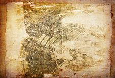 Free Abstract Grunge Texture Vintage Background Stock Photography - 9945002