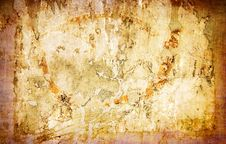 Free Abstract Grunge Texture Vintage Background Royalty Free Stock Photos - 9945048