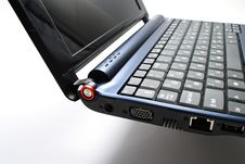 Free Laptop. Stock Photography - 9945532