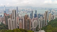 Free Hong Kong Air Stock Photography - 9945702