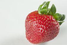 Free Strawberry Royalty Free Stock Photo - 9945985