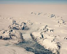 Free Greenland Glacier Royalty Free Stock Photo - 9946715