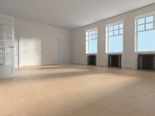 Free Interior Of The Room Stock Image - 9948121