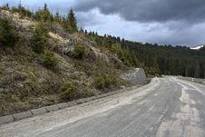 Free Mountain Road Stock Image - 9948581