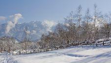 Free Winter House Stock Photos - 9948753