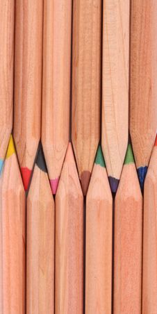 Free Color Pens Stock Photos - 9949033