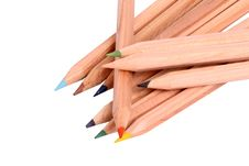 Free Color Pens Stock Image - 9949181