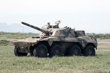 Free Rooikat Armoured Fighting Vehicle Royalty Free Stock Images - 9949279