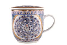 Free White Cup For Tea Stock Image - 9949311