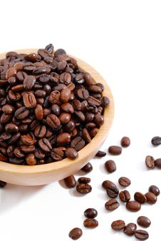 Free Fresh Coffee Bean Series 02 Stock Photo - 9949870