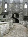 Free Ruins Of St. Bridget S Convent In Tallinn Royalty Free Stock Image - 9950506
