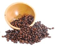 Free Fresh Coffee Bean Series 01 Royalty Free Stock Photography - 9950227