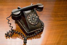 Free Old Phone Stock Image - 9952871